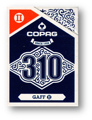 Copag 310 Playing Cards - Gaff II Gaff Trickkarten Pokergröße