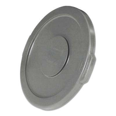 Rubbermaid® Commercial Round Flat Top Lid, for 10-Gallon Round Br 086876012385