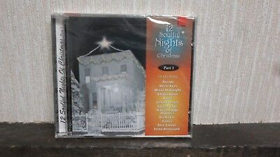 CD SEALED 12 Soulful Nights Of Christmas Part 1 Alicia Keys CD BRAND NEW SEALED