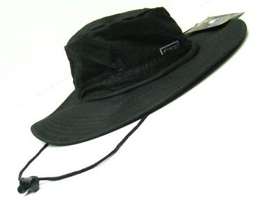 FROGG TOGGS BLACK Breathable Waterproof Boonie Hat - One Size FTH103 ... 39a7401a4c2