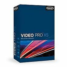 MAGIX Video Pro X5 von MAGIX Software GmbH | Software | Zustand sehr gut