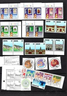 (F351)  Selection  Singapore    Unchecked All Mnh L@@@k