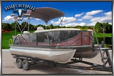2019 South Bay 521CR Pontoon Boat by Forest River Marine