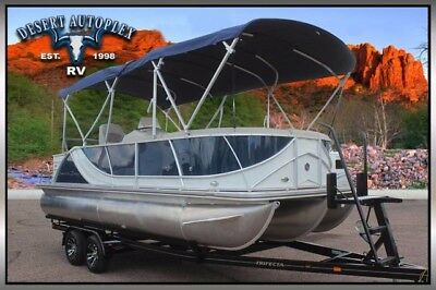 2019 South Bay 521CR 2.75 Pontoon Boat by Forest River Marine