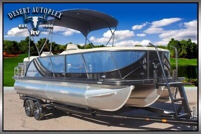 2019 South Bay 523RS 2.75 Pontoon Boat by Forest River Marine