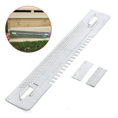Bee Sliding Mouse Guard Travel Gate for National Hive Beekeeping Equipment