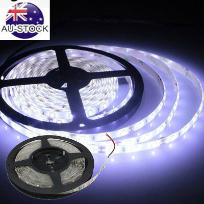 (Non-)Waterproof 5630/5050/3528 SMD LED Strip Lights Flexible Xmas Light White