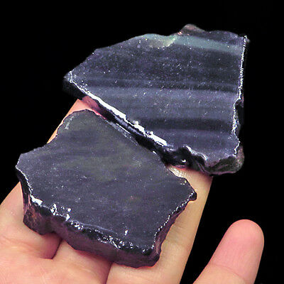 217.7Ct 100% Natural Mexican Rainbow Obsidian Facet Rough Specimen YRO389