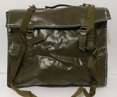 Czech Military Surplus M85 Water Resistant Shoulder Bag army gas mask ammo