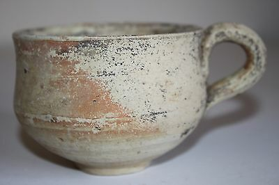 ANCIENT GREEK POTTERY HELLENISTIC CUP 3rd  CENTURY BC
