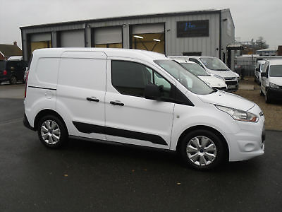 Ford Transit Connect 1.6TDCi L1 Trend, Air-Con, Parking Sensors