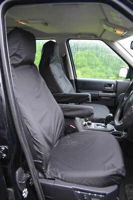 Land Rover Discovery 4 Rear Inka Tailored Waterproof Seat Covers Black L319