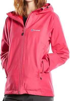 Berghaus Fellmaster Gore-Tex Waterproof Womens Shell Jacket - Pink