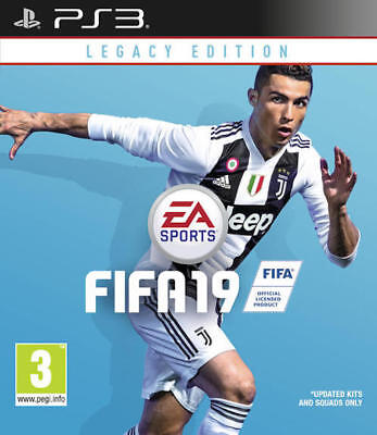 FIFA 19 PS3 Digital Download Game - Leer Descripción