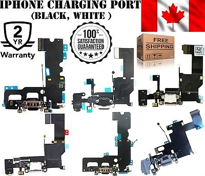 New Charging Port Dock Flex Cable For iPhone 5 5S 5SE 5C 6 6S 6SP 6 6P 7 7P