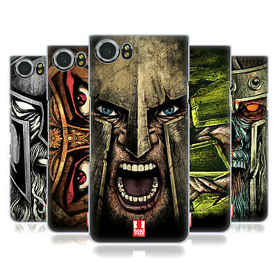 Head Case Designs Medieval Helmets Back Case For Blackberry Phones