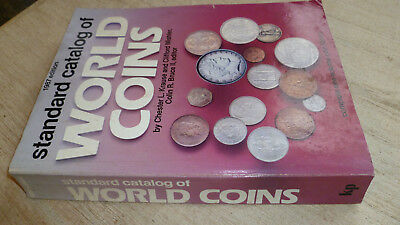 Standard Catalog of World Coins 1987 edition
