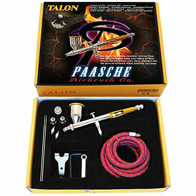 New Paasche Talon Airbrush Set TG-3F