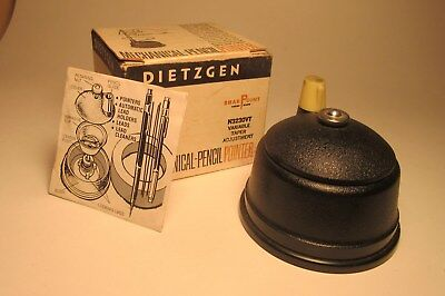 Vintage Dietzgen mechanical pencil pointer used in box