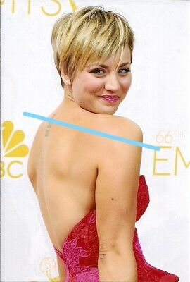 KALEY CUOCO, schönes Foto, ca.10x15cm, OHNE Autogramm, The Big Bang Theory ()