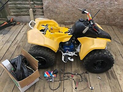 SUZUKI LT80 QUAD Bike 2005 Lt80 Quad /Atv Project New Parts 80Cc 2 Stroke