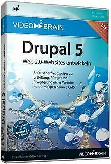 Drupal 5 - Video-Training Web 2.0 (DVD-ROM) von... | Software | Zustand sehr gut