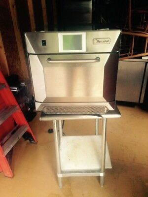 Merrychef e4 used for 8 months only paid 9200.00