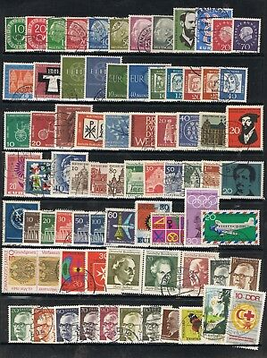 GERMANY - Lot of old stamps