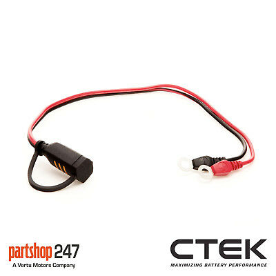 CTEK Comfort Connect - Connection To Battery Cable 40cm Lead/Flylead 56-260