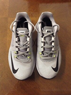 c6b2f97f8a9a Nike Zoom Speed TR3 Men s Cross Training Running Shoes 804401 007 Gray Size  7.5