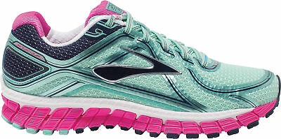 1a8f84152bc00 Brooks Adrenaline GTS 16 Womens Cushioned Running Shoes Support Trainers