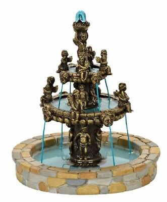 Department 56 Village Memorial Fountain Town Accessory Figurine 4057576 New