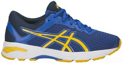 55fe31e39ea Asics GT 1000 6 Junior Running Shoes Boys Girls Trainers Size UK 5.5 UK 6