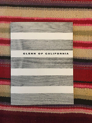 VTG Original Glenn Of California MCM Danish Modern Furniture Catalog 1950s 1960s
