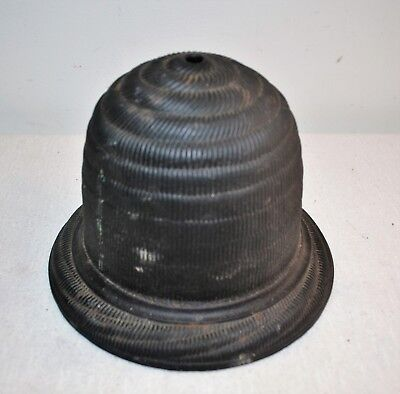 Antique Cast Iron BEE HIVE General Store Sting Holder