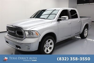 2016 Ram 1500 Longhorn Limited Texas Direct Auto 2016 Longhorn Limited Used 5.7L V8 16V Automatic 4WD
