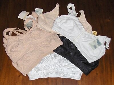Lot of 13 Amoena Mastectomy Bras Assorted Sizes Styles & Colors NWT No Inserts