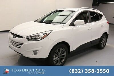 2015 Hyundai Tucson SE Texas Direct Auto 2015 SE Used 2.4L I4 16V Automatic AWD SUV