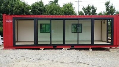 New Detachable 10mx2.2mx2.3m Container House Home Office Hotel Shipped by Sea