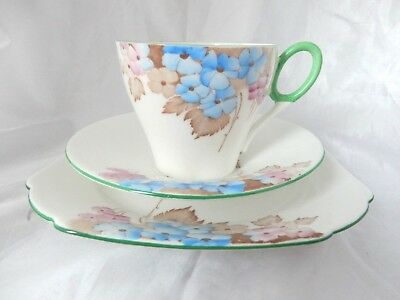 Lovely Vintage ( 1930's ) Tea Set Trio by Shelley
