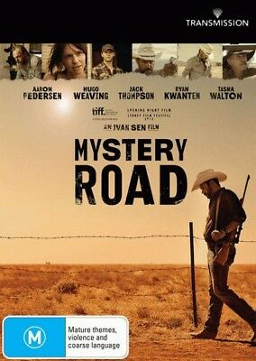 Mystery Road (2013) = NEW DVD R4
