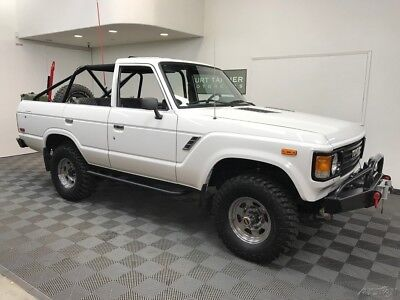1985 Toyota Land Cruiser FJ60 Custom 1985 TOYOTA LANDCRUISER FJ60 CUSTOM. OFF ROAD 4X4. ONE FAMILY OWNED SINCE NEW