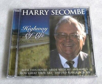 Harry Secombe Highway Of Life Cd Al 2001 Brand New Sealed