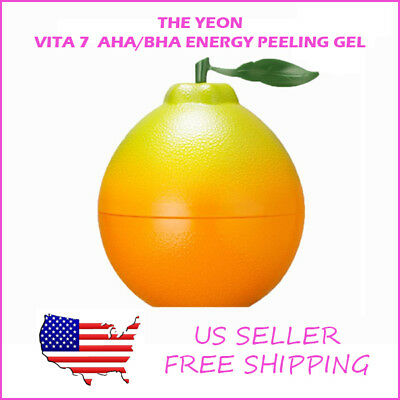 The YEON Vita 7 Energy Peeling Gel 100ml - (US Seller)
