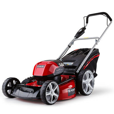 """58V Lawn Mower 20"""" Cordless Lawnmower Lithium Battery Electric"""
