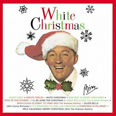 Brand New Factory Sealed Bing Crosby = White Christmas Holiday Classics Music Cd
