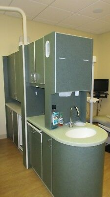 Cabinet Laboratory, Medical And Dental Clinic Use