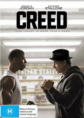Creed : New Dvd