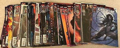 Image Comics - Top Cow - Witchblade (1995) 1/2, 45-103 - VF+ Jenkins, Wohl, Marz