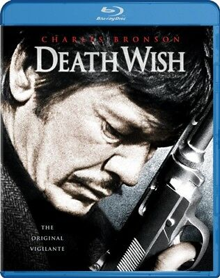 DEATH WISH New Sealed Blu-ray Charles Bronson
